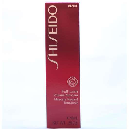 <strong>Shiseido</strong> Full Lash Volume Mascara - Farbe: BK901 Black