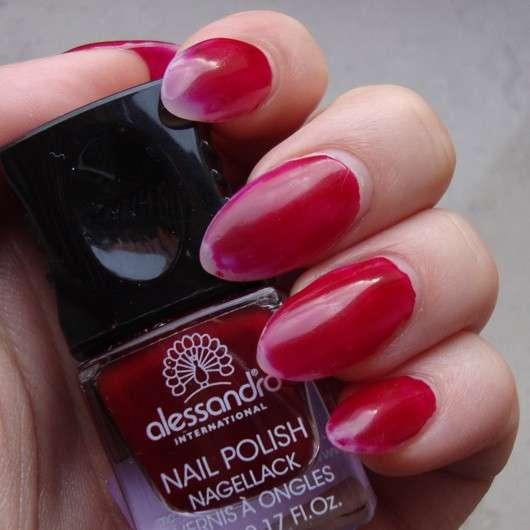 alessandro International Nagellack Prêt-à-Porter, Farbe: Velvet Red (LE)