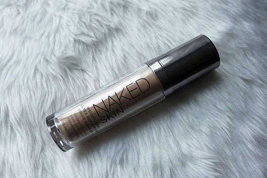 Urban Decay Naked Skin Weightless Ultra Definition Liquid Makeup, Farbe: 0.5