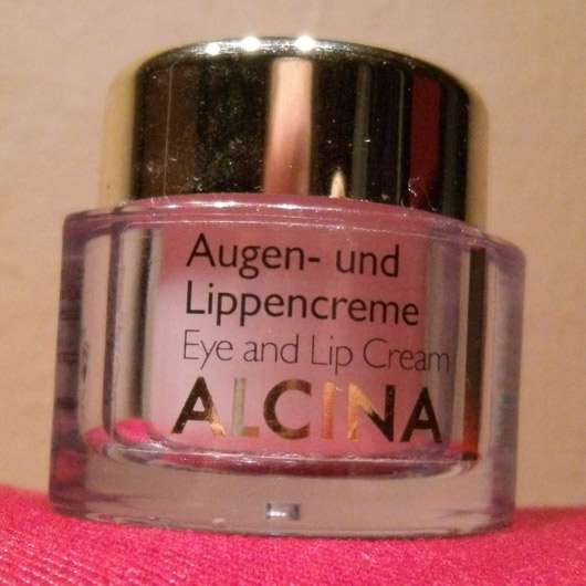 <strong>Alcina</strong> Augen- und Lippencreme