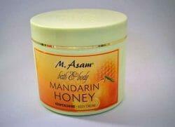 Produktbild zu M. Asam Mandarin Honey Körpercreme (LE)