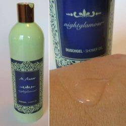 Produktbild zu M. Asam Nightglamour Shower Gel