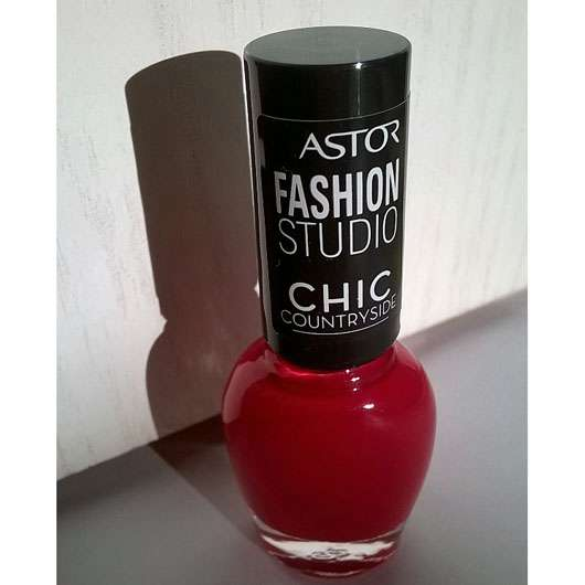 Astor Fashion Studio Chic Countryside Matte Collection, Farbe: 402 Mohair Red (LE)