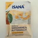 ISANA Badesalz Mandarine & Buttermilch