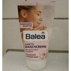 Produktbild zu Balea Sanfte Waschcreme (für trockene und sensible Haut)