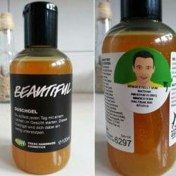 Produktbild zu LUSH Beautiful (Duschgel)