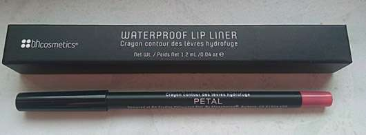 <strong>bh cosmetics</strong> Waterproof Lip Liner - Farbe: Petal