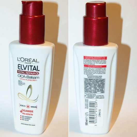 <strong>L'ORÉAL PARiS Elvital</strong> Total Repair 5 CICA-Balsam