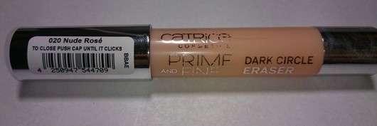 Catrice Prime And Fine Dark Circle Eraser Stick, Farbe: 020 Nude Rosé