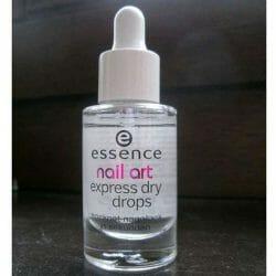 Produktbild zu essence nail art express dry drops