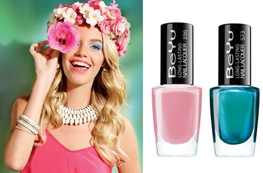 BeYu Honolulu Happiness Trend Colors Spring / Summer 2016