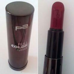 Produktbild zu p2 cosmetics full color lipstick – Farbe: 060 whisper me wishes
