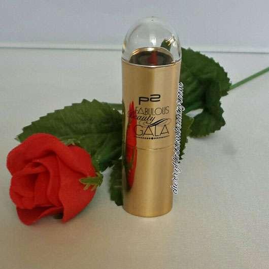 p2 fabulous beauty gala glamorous diva lipstick, Farbe: 020 posh red (LE)