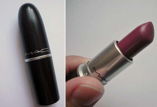 M.A.C. Lipstick, Farbe: Plumful