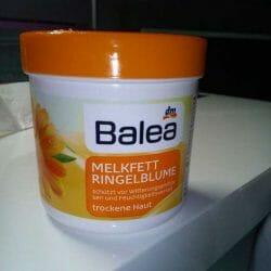 Produktbild zu Balea Melkfett Ringelblume