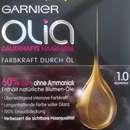 Garnier Olia Dauerhafte Haarfarbe, Farbe: 1.0 Schwarz