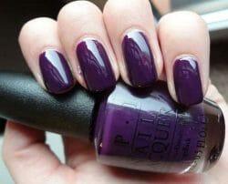 Produktbild zu OPI Nail Lacquer – Farbe: NLV 34 O Suzi Mio (LE)