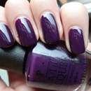 OPI Nail Lacquer, Farbe: NLV 34 O Suzi Mio (LE)