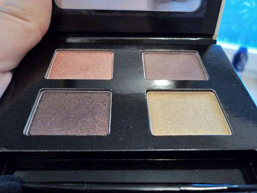 The Body Shop Winter Eyeshadow Palette, Farbe: Grooving Gold (LE)