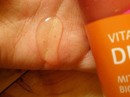 lavera Vitalisierendes Duschgel mit Bio-Orange & Bio-Sanddorn