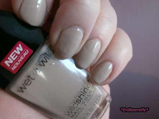 <strong>wet n wild</strong> Wild Shine Nail Color - Farbe: E458C Yo Soy