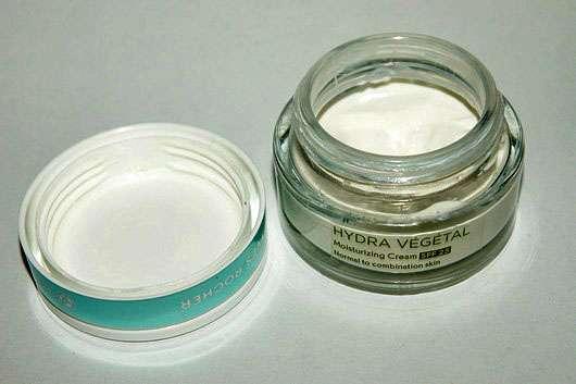 Yves Rocher Hydra Végétal Feuchtigkeits-Creme LSF 25 (normale Haut & Mischhaut)