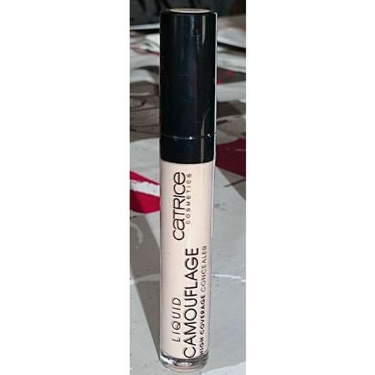 Catrice Liquid Camouflage (High Coverage Concealer), Farbe: 020 Light Beige