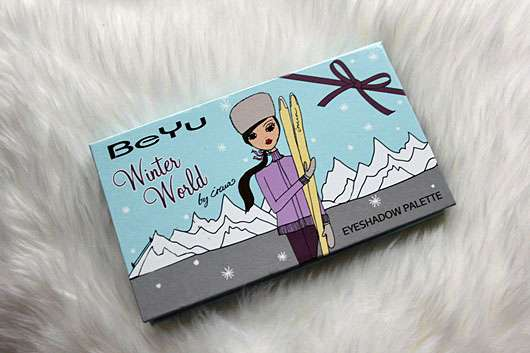BeYu Winter World by IRMA Eyeshadow Palette (LE)