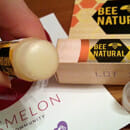 BEE NATURAL Mango 100% Natural Lip Balm