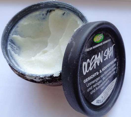 LUSH Ocean Salt (Gesichts- & Körperpeeling)
