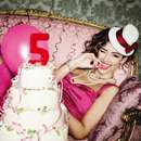 ANNY HAPPY 5TH ANNYVERSARY LET'S GET THE PARTY STARTED