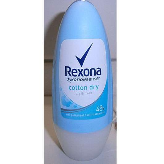 <strong>Rexona</strong> Cotton Dry Anti-Transpirant Deo Roll-On