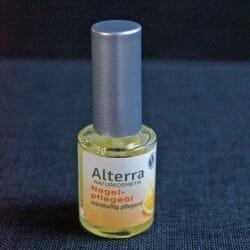 Produktbild zu Alterra Naturkosmetik Nagelpflegeöl