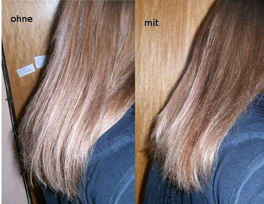 alverde Repair-Haarspitzenfluid Avodaco Sheabutter