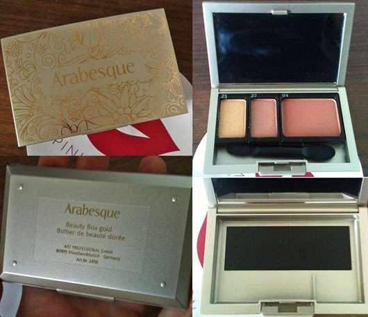 <strong>Arabesque</strong> Bestückte Beauty Box