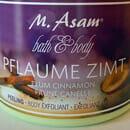 M. Asam Pflaume Zimt Peeling (LE)