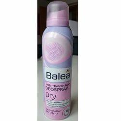 Produktbild zu Balea Anti-Transpirant Deospray Dry