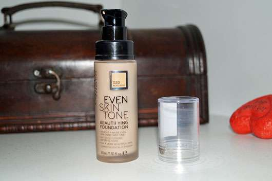 Catrice Even Skin Tone Beautifying Foundation, Farbe: 020 Beige Rose
