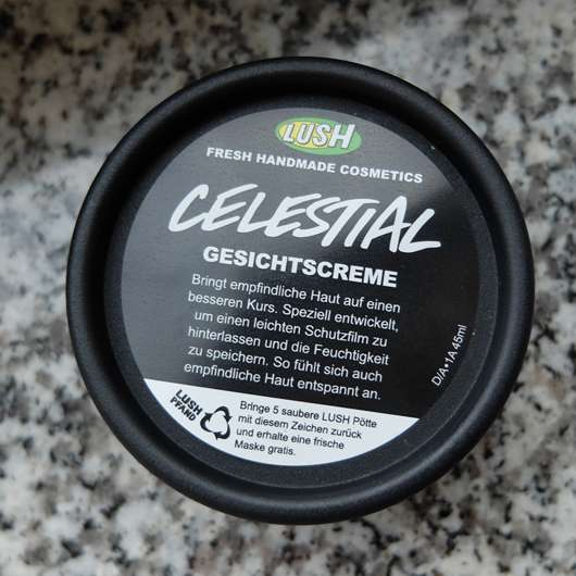 LUSH Celestial (Gesichtscreme)