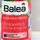 Balea Dusche & Creme Himbeere & Zitronengras