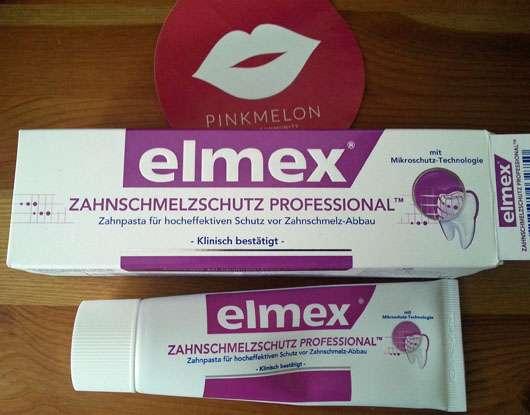 <strong>elmex</strong> Zahnschmelzschutz Professional Zahnpasta