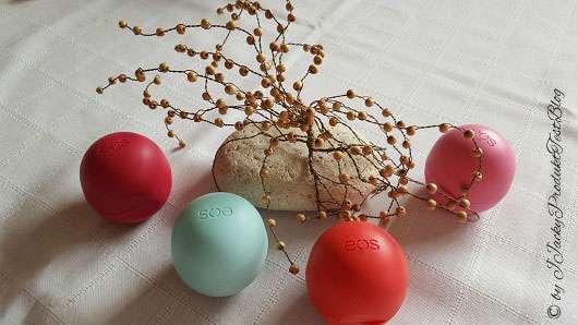 <strong>eos</strong> Smooth Spheres Organic Lip Balm
