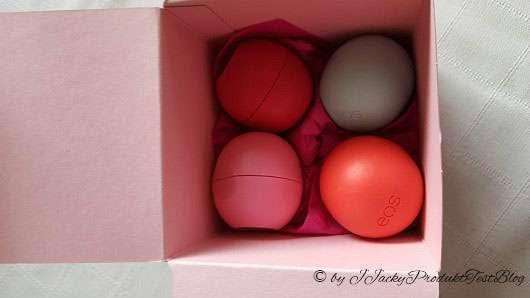 eos Smooth Spheres Organic Lip Balm