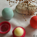 eos Smooth Spheres Organic Lip Balm