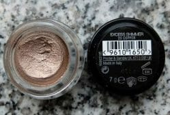 Produktbild zu Max Factor Excess Shimmer Eyeshadow – Farbe: 20 Copper