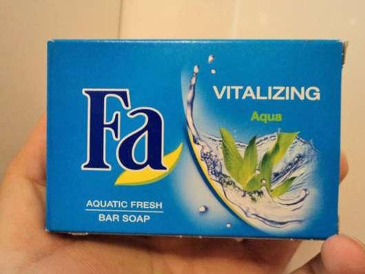 Fa Active Vitalizing Aqua Festseife