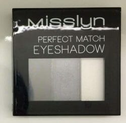 Produktbild zu Misslyn Perfect Match Eyeshadow – Farbe: 01 girls night out