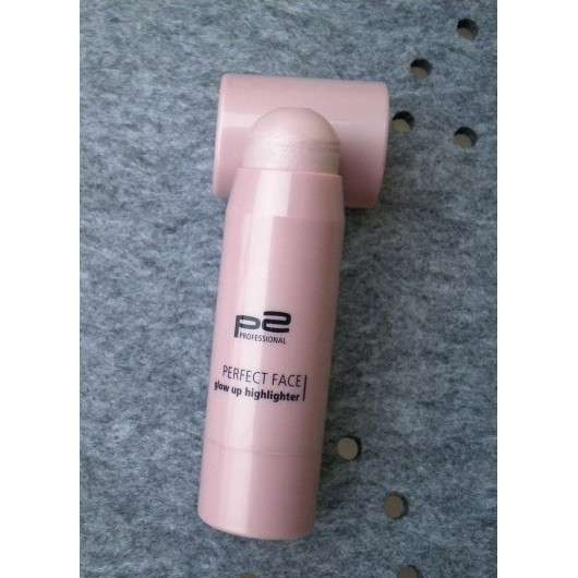 p2 perfect face glow up highlighter, Farbe: 010 pearl rose