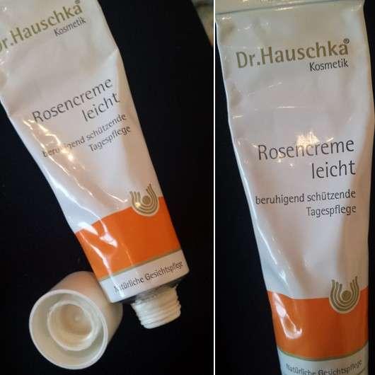 Dr. Hauschka Rosen Tagescreme leicht