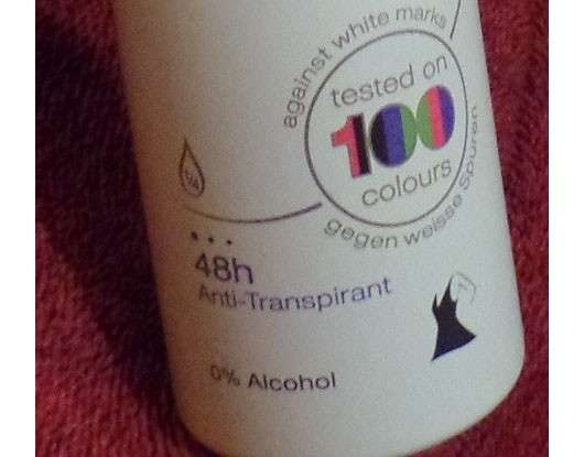 Dove Invisible Dry compressed Anti-Transpirant Spray